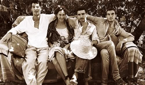 Josephine Foster & the Victor Herrero Band - Perlas